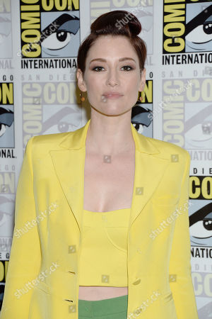 Stock Photo of Chyler Leigh