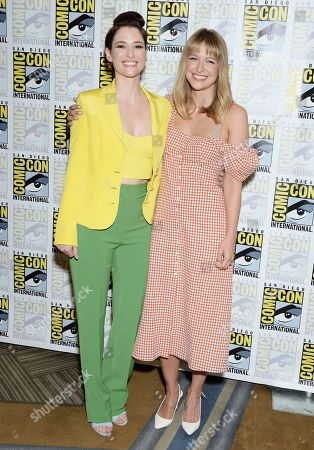 Editorial picture of 'Supergirl' TV show photocall, Comic-Con International, San Diego, USA - 20 Jul 2019