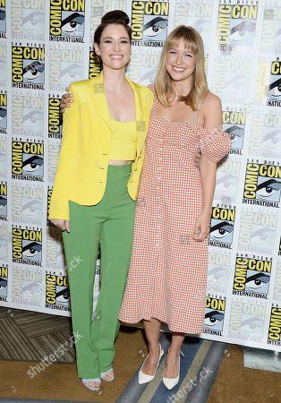 Editorial image of 'Supergirl' TV show photocall, Comic-Con International, San Diego, USA - 20 Jul 2019