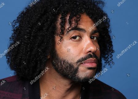 """Daveed Diggs poses for a portrait to promote the television series """"Snowpiercer"""" on day three of Comic-Con International, in San Diego"""