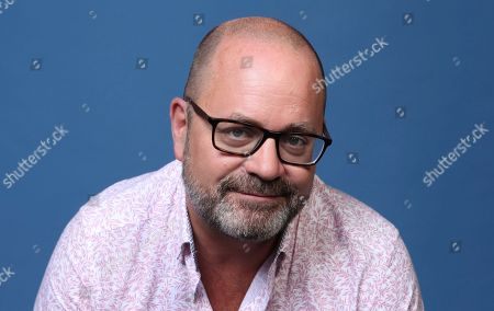 """Graeme Manson poses for a portrait to promote the television series """"Snowpiercer"""" on day three of Comic-Con International, in San Diego"""