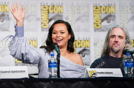 Editorial picture of 'The Expanse' TV show panel, Comic-Con International, San Diego, USA - 20 Jul 2019