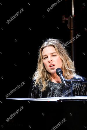 Editorial picture of Diana Krall concert during the Cap Roig Festival, Calella De Palafrugell, Spain - 20 Jul 2019