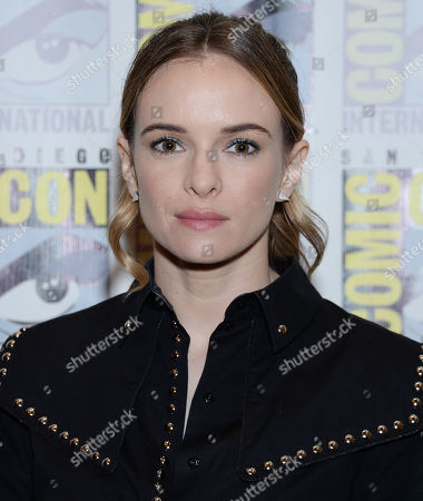 Editorial photo of 'The Flash' TV Show photocall, Comic-Con International, San Diego, USA - 20 Jul 2019