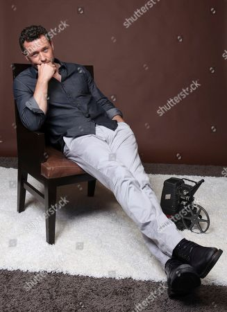 """Jason O'Mara poses for a portrait to promote the television series """"The Man in the High Castle"""" on day three of Comic-Con International, in San Diego"""
