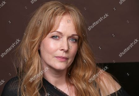 """Chelah Horsdal poses for a portrait to promote the television series """"The Man in the High Castle"""" on day three of Comic-Con International, in San Diego"""