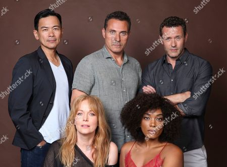 "Editorial photo of 2019 Comic-Con ""The Man in the High Castle"" Portraits, San Diego, USA - 20 Jul 2019"