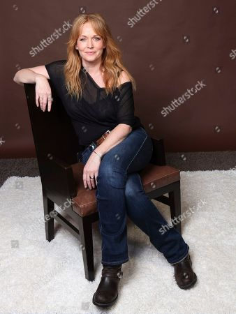 """Stock Photo of Chelah Horsdal poses for a portrait to promote the television series """"The Man in the High Castle"""" on day three of Comic-Con International, in San Diego"""