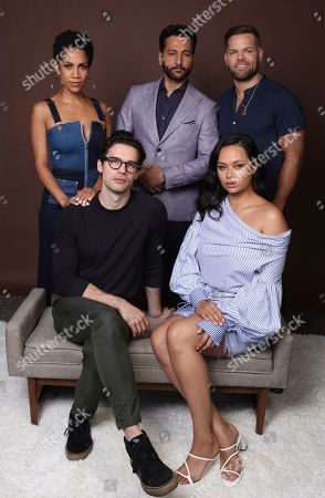 """Editorial image of 2019 Comic-Con """"The Expanse"""" Portraits, San Diego, USA - 20 Jul 2019"""
