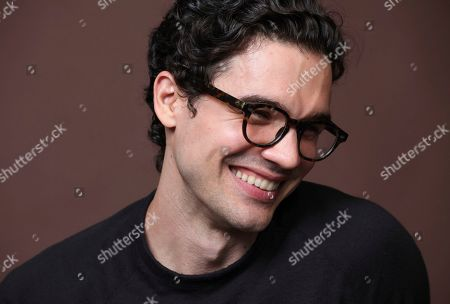 """Steven Strait poses for a portrait to promote the television series """"The Expanse"""" on day three of Comic-Con International, in San Diego"""