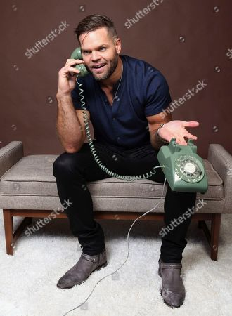 """Wes Chatham poses for a portrait to promote the television series """"The Expanse"""" on day three of Comic-Con International, in San Diego"""
