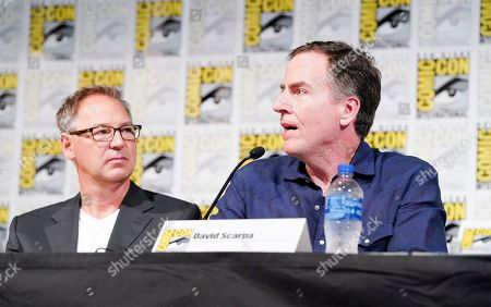 Editorial photo of 'The Man in the High Castle' TV show panel, Comic-Con International, San Diego, USA - 20 Jul 2019