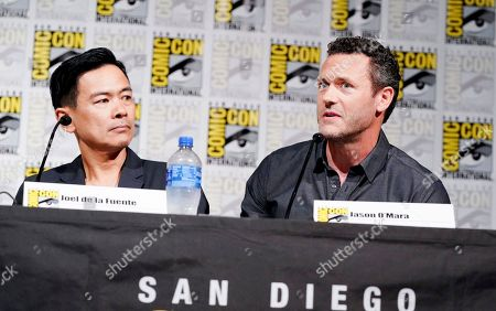 Editorial image of 'The Man in the High Castle' TV show panel, Comic-Con International, San Diego, USA - 20 Jul 2019