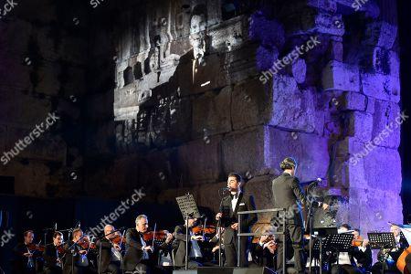 Editorial picture of Baalbeck International Festival (BIF) in Lebanon - 20 Jul 2019