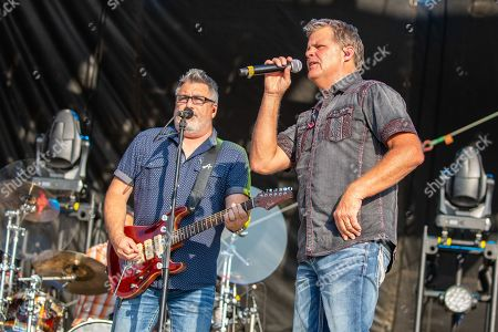 Editorial photo of Country Thunder Music Festival, Day 3, Twin Lakes, Wisconsin, USA - 19 Jul 2019
