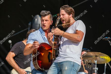 Stock Image of High Valley - Brad Rempel and Curtis Rempel