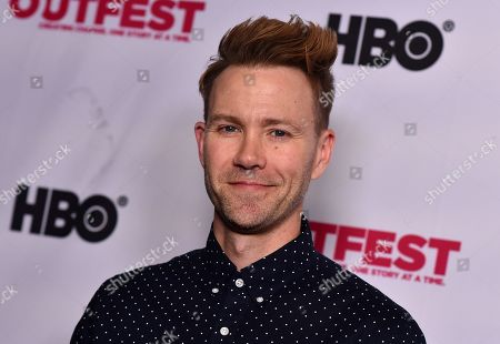 Editorial image of 'Sell By' film screening, Outfest LGBTQ Festival, Arrivals, Los Angeles, USA - 20 Jul 2019