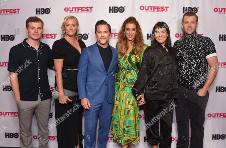 Editorial photo of 'Sell By' film screening, Outfest LGBTQ Festival, Arrivals, Los Angeles, USA - 20 Jul 2019