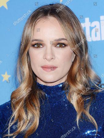 Editorial image of Entertainment Weekly Party, Arrivals, Comic-Con International, San Diego, USA - 20 Jul 2019