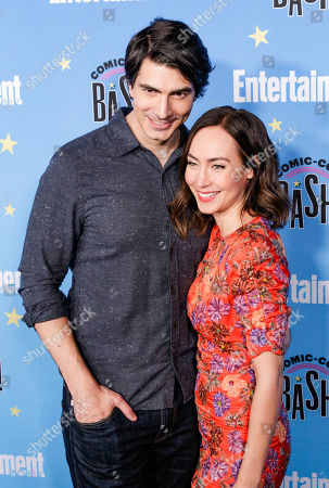 Editorial photo of Entertainment Weekly Party, Arrivals, Comic-Con International, San Diego, USA - 20 Jul 2019