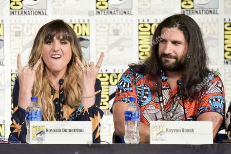 """Editorial picture of 2019 Comic-Con - """"What We Do in the Shadows"""" Panel, San Diego, USA - 20 Jul 2019"""
