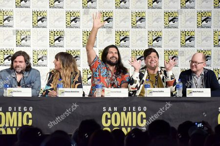"""Editorial photo of 2019 Comic-Con - """"What We Do in the Shadows"""" Panel, San Diego, USA - 20 Jul 2019"""