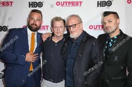 Tyler Jensen, Mark Patton, Robert Englund, Roman Chimienti