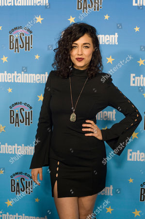 Jade Tailor poses for photographs during a red carpet reception at the Entertainment Weekly Comic-Con Bash party in San Diego, California, USA, 20 July 2019 (Issued 22 Juyly 2019).