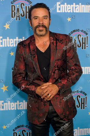 Michael Irby poses for photographs during a red carpet reception at the Entertainment Weekly Comic-Con Bash party in San Diego, California, USA, 20 July 2019 (Issued 22 Juyly 2019).