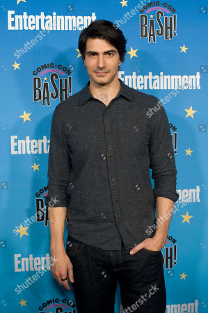 Brandon Routh poses for photographs during a red carpet reception at the Entertainment Weekly Comic-Con Bash party in San Diego, California, USA, 20 July 2019 (Issued 22 Juyly 2019).