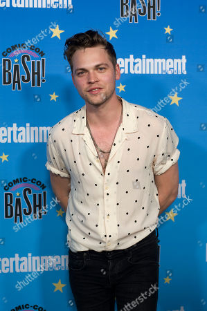 Alexander Calvert poses for photographs during a red carpet reception at the Entertainment Weekly Comic-Con Bash party in San Diego, California, USA, 20 July 2019 (Issued 22 Juyly 2019).