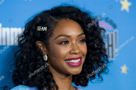 Chantel Riley poses for photographs during a red carpet reception at the Entertainment Weekly Comic-Con Bash party in San Diego, California, USA, 20 July 2019 (Issued 22 Juyly 2019).