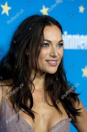 Christina Ochoa poses for photographs during a red carpet reception at the Entertainment Weekly Comic-Con Bash party in San Diego, California, USA, 20 July 2019 (Issued 22 Juyly 2019).