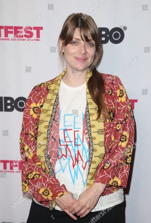Stock Photo of Amber Benson