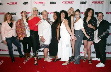 Tracy E. Gilchrist, Amber Benson, Stephanie Ouaknine, Isabella Gomez, Gabrielle Zilkha, Marja-Lewis Ryan