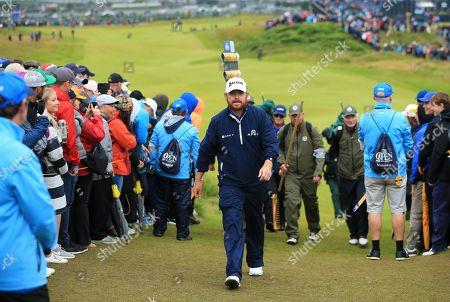 Editorial image of British Open Golf, Portrush, United Kingdom - 21 Jul 2019