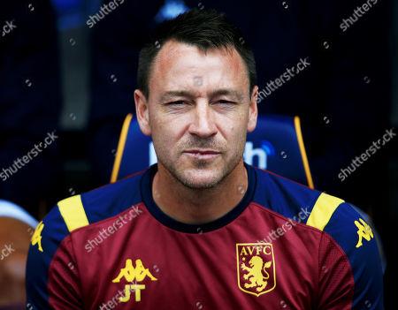 Aston Villa assistant manager John Terry