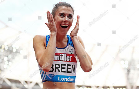 Editorial photo of Muller Anniversary Games, Day Two, Athletics, London Stadium, London, UK - 21 Jul 2019