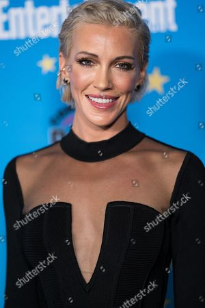 Stock Photo of Katie Cassidy