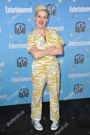 Editorial photo of 2019 Comic-Con - Entertainment Weekly Party, San Diego, USA - 20 Jul 2019