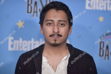 Tony Revolori attends the Entertainment Weekly party at the Hard Rock Hotel on day three of Comic-Con International, in San Diego