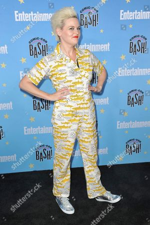 Stock Picture of Kimmy Gatewood attends the Entertainment Weekly party at the Hard Rock Hotel on day three of Comic-Con International, in San Diego