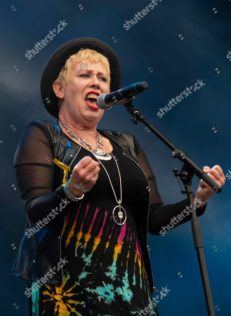 Stock Image of Hazel O'Connor