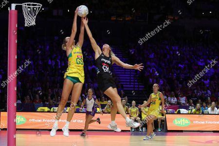 Australia v New Zealand, Final