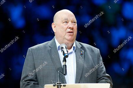 The Mayor of Liverpool Coun Joe Anderson
