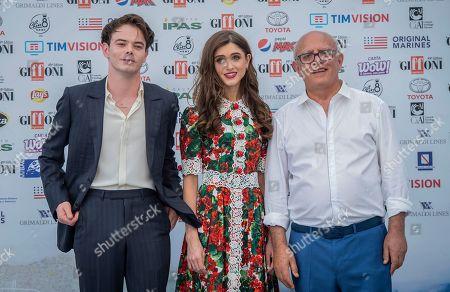Editorial picture of Giffoni Film Festival, Salerno, Italy - 21 Jul 2019