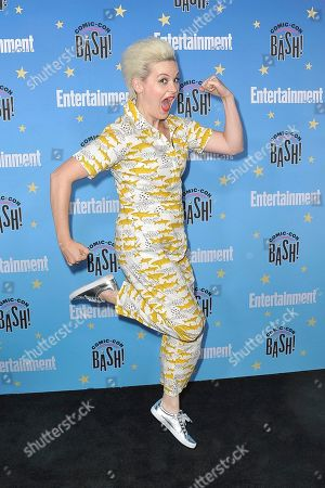 Kimmy Gatewood attends the Entertainment Weekly Party at the Hard Rock Hotel on day three of Comic-Con International, in San Diego