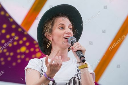 Editorial picture of Latitude Festival, day 3, Southwold, UK  - 20 Jul 2019