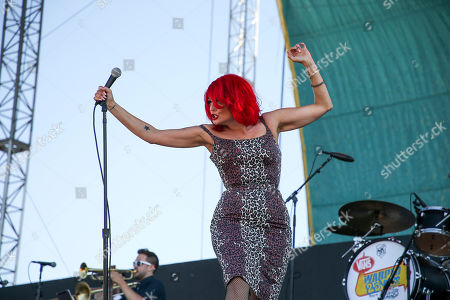 Editorial picture of Vans Warped Tour 25th Anniversary festival, Mountain View, USA - 20 Jul 2019
