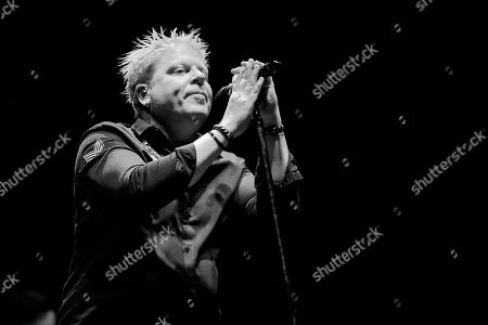 Stock Photo of The Offspring - Dexter Holland